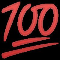 100_points_Emoji